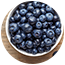 Ягоды, фрукты, овощи молекулярной сушки