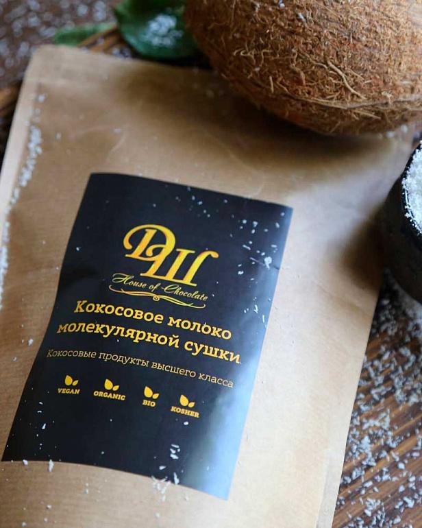 https://domchokolada.ruСухое кокосовое молоко фото в упаковке