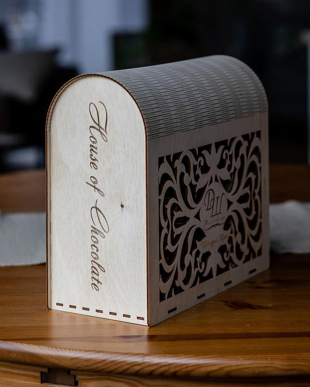 https://domchokolada.ruШоколадный подарочный набор